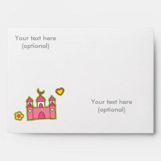 Pink Mosque Envelope