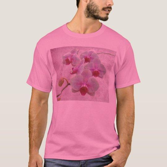 Pink Moth Orchids - Phalaenopsis T-Shirt