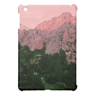 Pink Mountain iPad Mini Case