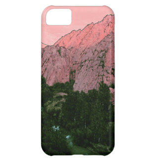 Pink Mountain iPhone 5C Case