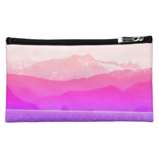 Pink Mountains Bag