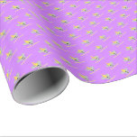 Pink Mouse Happy Birthday Gift Wrap