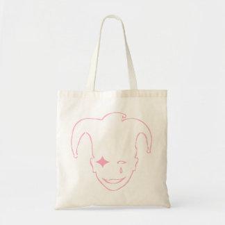Pink MTJ Tote Bag