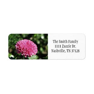Pink Mum Label