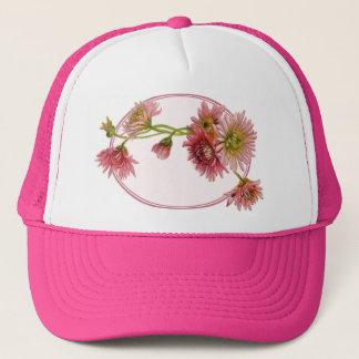 PINK MUMS by SHARON SHARPE Trucker Hat