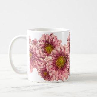 Pink Mums Mugs