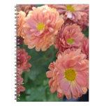 Pink Mums Notebook