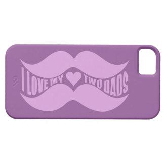 Pink Mustaches custom iPhone case iPhone 5 Case
