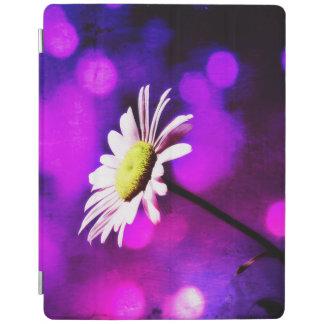 Pink N Amethyst Daisy iPad Cover