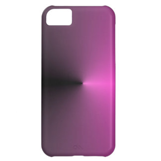 Pink-n-Black Point iPhone 5C Cover