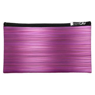 Pink 'N' Purple Highlight Cosmetic Bag