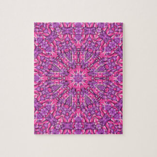 Pink n Purple Jigsaw Puzzle with Gift Box