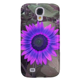 Pink N purple Sunflower iPhone 3 case