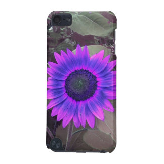 Pink N purple Sunflower iPod Touch case