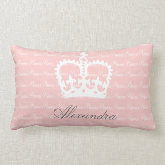 Pink-n-White Princess Pillow