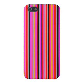 Pink Narrow Stripe Speck iPhone 4 Case