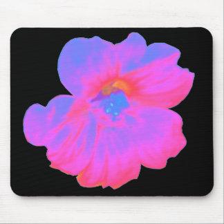 Pink Nasturtium Mousepad