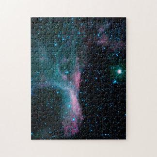 Pink Nebula Jigsaw Puzzle