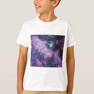 Pink Nebula T-Shirt
