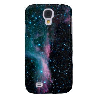 Pink Nebula Vivid Case Galaxy S4 Cover