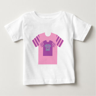 Pink nested t shirts