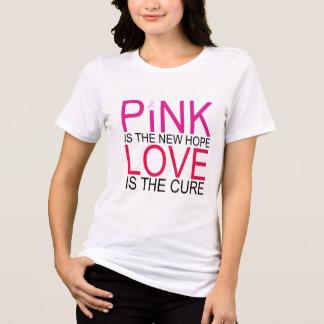 Pink New Hope Breast Cancer Awareness Shirt