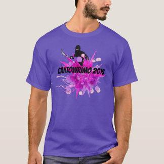 Pink Ninja 2015 Tee