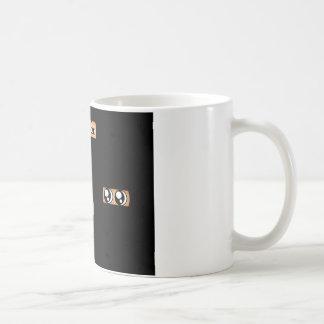 Pink ninja coffee mug