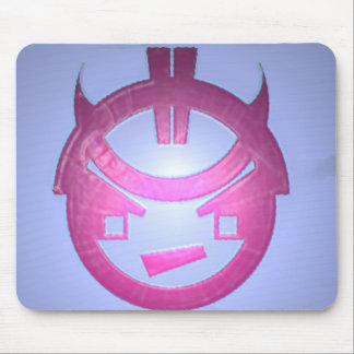 Pink Ninja Mouse Pad
