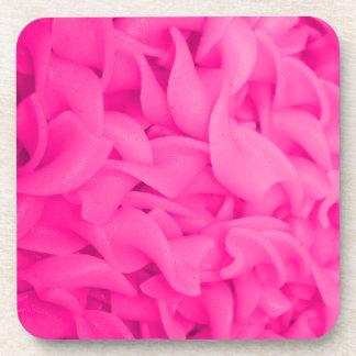 Pink Noodles Coaster