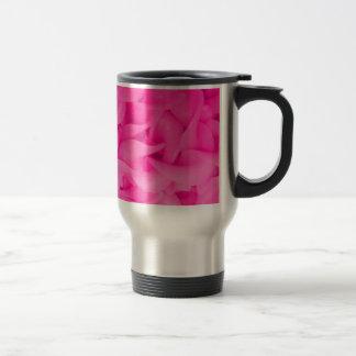 Pink Noodles Travel Mug