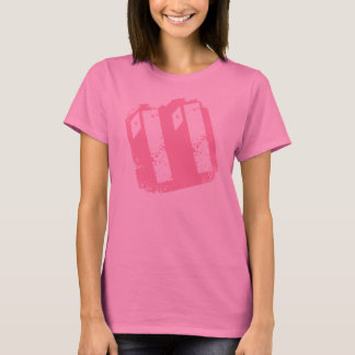 Pink Number 11 T-Shirt