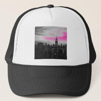 pink ny.jpg trucker hat