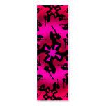 Pink Oasis - Skinny Card