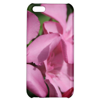 Pink Oleander Blossom iPhone 5C Covers