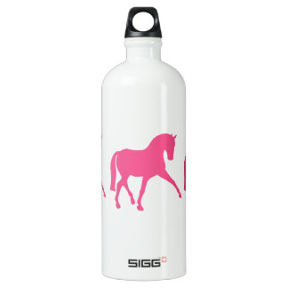 Pink Ombre Dressage Sidepass Water Bottle