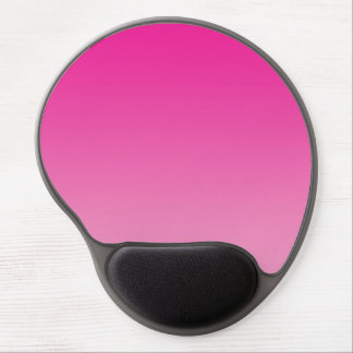 """Pink Ombre"" Gel Mouse Pad"