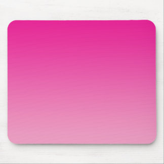 """Pink Ombre"" Mouse Pad"