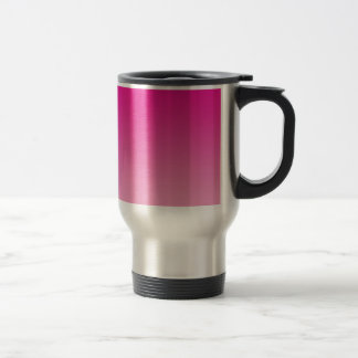 Pink Ombre Coffee Mugs