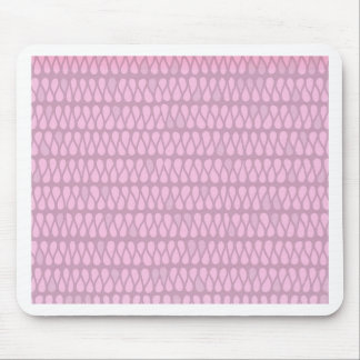 Pink Ombre Twist Mouse Pad