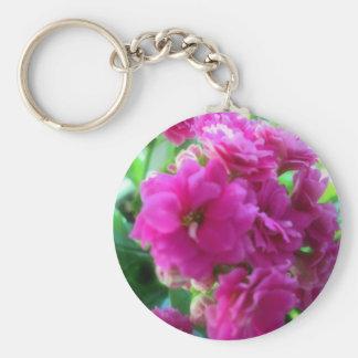 Pink one beauty (Kalanchoe bare field IANA) Keychain