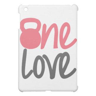 "Pink ""One Love"" iPad Mini Cases"