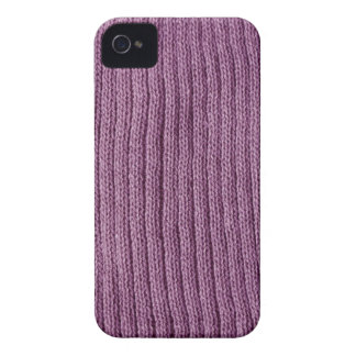 Pink one wool iPhone 4 case