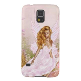 Pink Opal Galaxy S5 Case