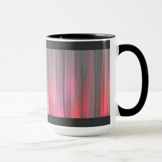 Pink Orange LED Wash Lighting Mug