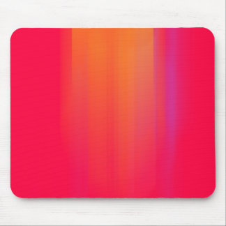 Pink & Orange Motion Blur: Mouse Pad