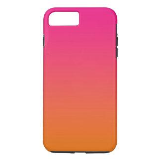 Pink & Orange Ombre iPhone 8 Plus/7 Plus Case