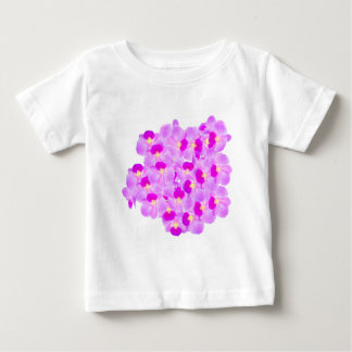 Pink Orchid Bouquet Baby T-Shirt