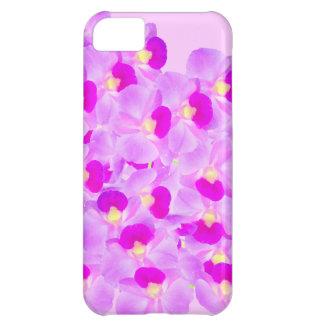 Pink Orchid Bouquet iPhone 5C Case