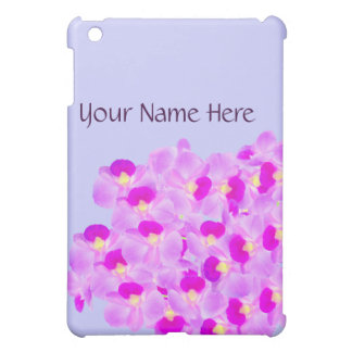 Pink Orchid Bouquet iPad Mini Covers